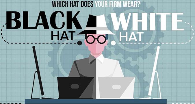大家所说的黑帽和白帽到底是什么意思?